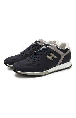 Комбинированные кроссовки Hogan HXM3210Y861N7K