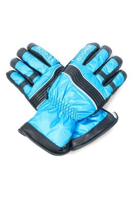 Черно-голубые перчатки Bogner 1936179528