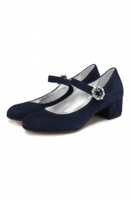 Замшевые туфли Missouri 78031/27-30