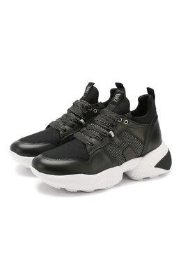 Комбинированные кроссовки Hogan HXW5250CH20NLC