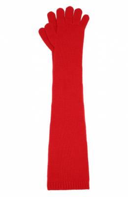 Перчатки Valentino Garavani из смеси шерсти и кашемира Valentino SW2GC00D/PHS