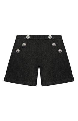 Джинсовые шорты Balmain 6M6169/MD700/12-16