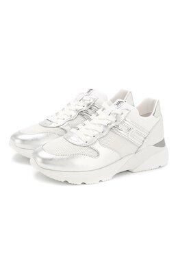 Комбинированные кроссовки Hogan HXW3850BF50N15
