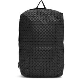 Bao Bao Issey Miyake Green Liner Backpack BB07AG111