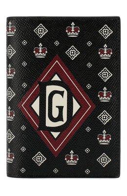 Кожаная обложка для паспорта Dolce&Gabbana BP2215/AK443