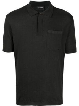 Les Hommes рубашка-поло с короткими рукавами LIK121604U