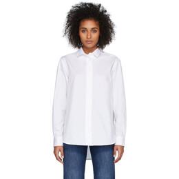 Toteme White Capri Shirt 193-708-709