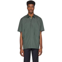 Stella McCartney Grey Nicholai Short Sleeve Shirt 598689SKN38