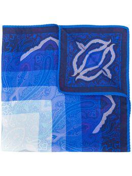 Etro платок с принтом 1T1994147