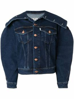 Aalto структурированная джинсовая куртка W19E2DJK01811