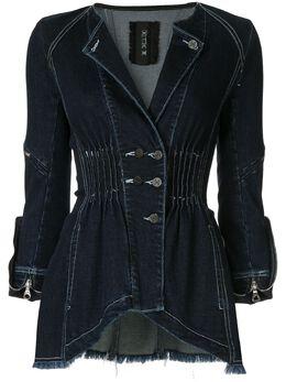 Kitx джинсовая куртка Offset SS19J81