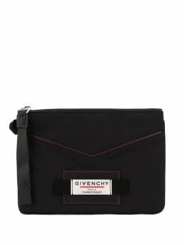 Givenchy маленький клатч на молнии BK604AK0S9