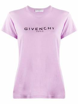 Givenchy футболка с логотипом BW707X3Z0Y