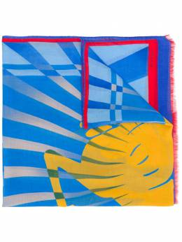 Etro шарф с принтом Pegaso 100075016