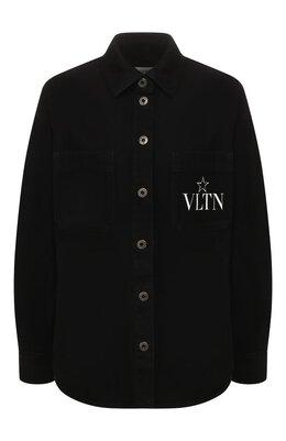 Джинсовая рубашка Valentino TB3DB00G608