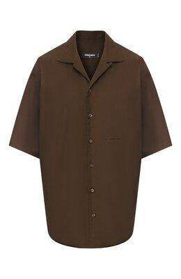 Хлопковая рубашка Dsquared2 S72DL0648/S44131