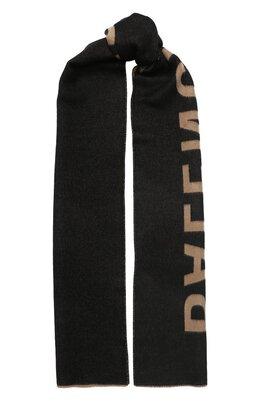 Шерстяной шарф Balenciaga 530047/420B0