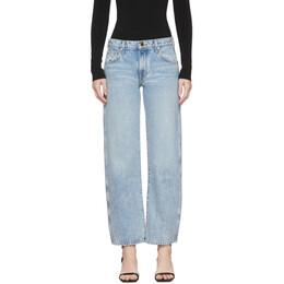 Khaite Blue The Kerrie Jeans 1047-050