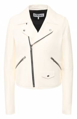 Кожаная куртка Loewe S1108000CL