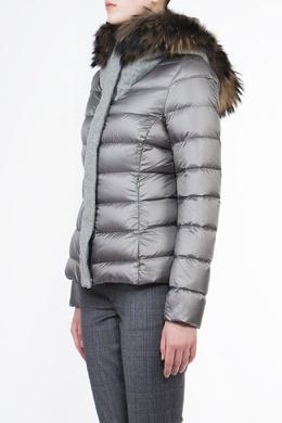 Стегана куртка с капюшоном Montecore 1925182725