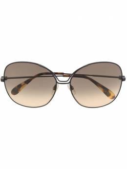 Givenchy Eyewear oversized cat-eye sunglasses GV7144S