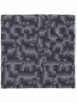 Emporio Armani шарф с логотипом 6252630P372