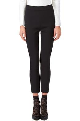 Черные укороченные брюки Dolce&Gabbana 599182401