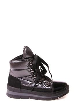 Комбинированные ботинки с декором Jog Dog 1211183205
