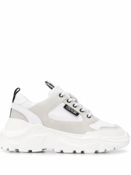 Versace Jeans Couture chunky sole low top sneakers E0VVBSC271366