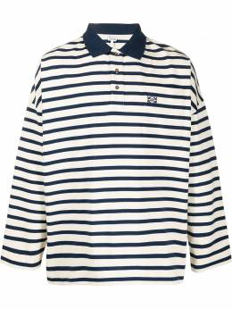 Loewe striped polo shirt H6109000CR