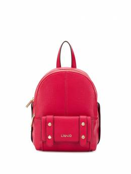 Liu Jo medium faux leather backpack AA0045E0086