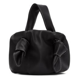 Staud Black Leather Ronnie Bag 206-9179-BLK