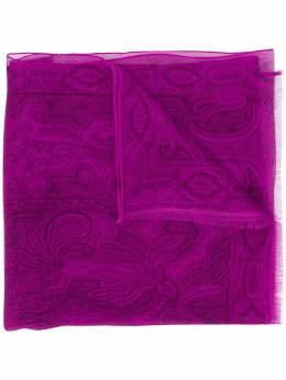 Etro платок с принтом пейсли 100075618