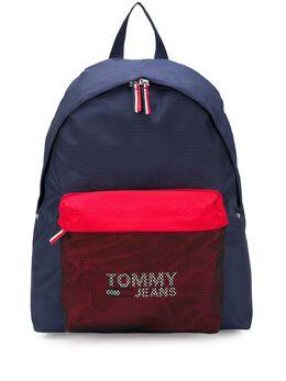Tommy Hilfiger рюкзак с сетчатым карманом AM0AM05531