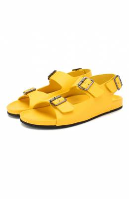Кожаные сандалии Gallucci J10090AM/SA T G0M D0L