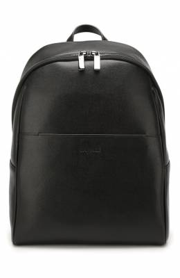 Кожаный рюкзак Canali P325924/NA00053