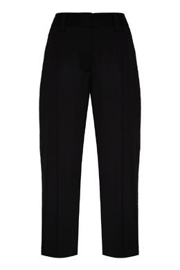 Черные брюки из шерстяного микса Acne Studios 876182832