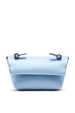 Голубая сумка микро Acne Studios 876182874