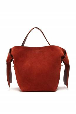 Замшевая сумка Musubi Acne Studios 876182867