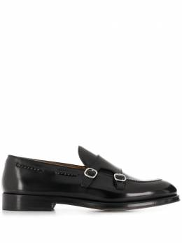 Doucal's polished monk shoes DU2617ORVIUY007