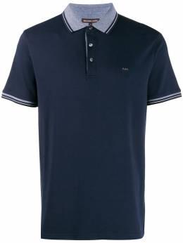 Michael Kors рубашка-поло с логотипом CR65FY220B401
