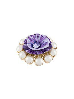 Dolce&Gabbana декорированное кольцо WRM2P1W1111