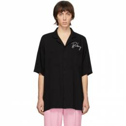 Burberry Black Randall Casual Shirt 8023900
