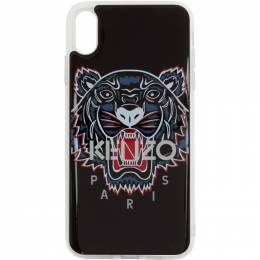 Kenzo Black Tiger iPhone XS Max Case FA5COKIXPTIG