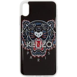 Kenzo Black Tiger iPhone X/XS Max Case FA5COKIXPTIG