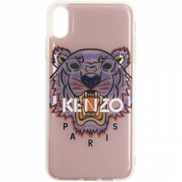 Kenzo Pink Tiger iPhone X/XS Max Case FA5COKIXPTIG