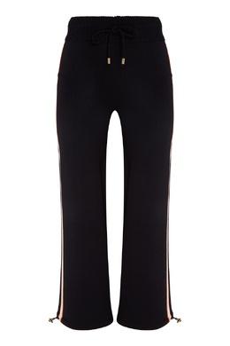 Черные спортивные брюки с лампасами P.E Nation 2080114113