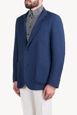 Пиджак с тремя накладными карманами Colombo 2375183973