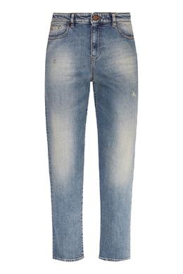 Синие джинсы Emporio Armani 2706184002