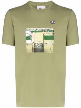 Adidas photo print T-shirt FM2196